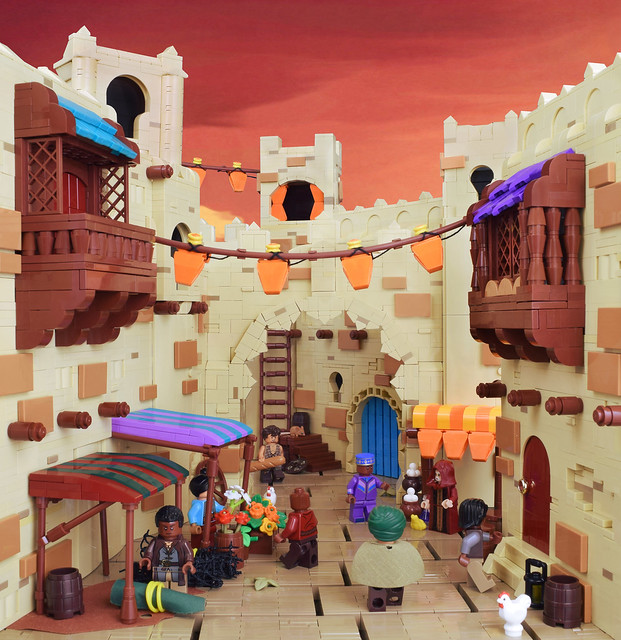 Arabian Streets