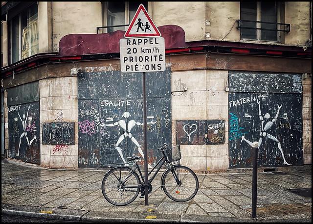 Rue Mazarine * Paris
