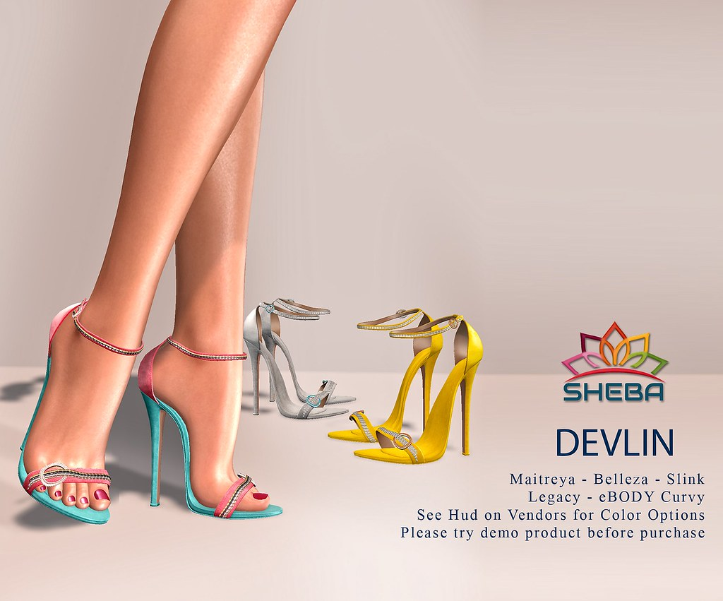 [Sheba] Devlin Heels @FBF Sale