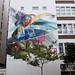 Mural by Fluke HKwalls 2019: Hong Kong Street Art