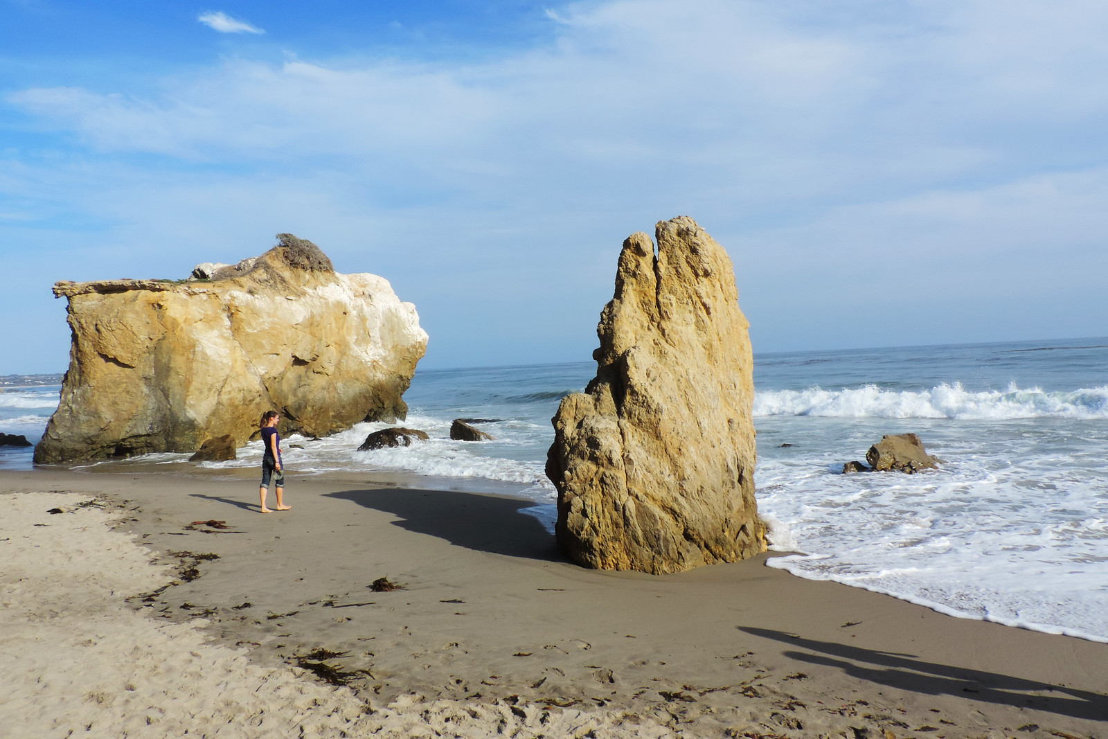 El Matador Beach, Malibu, California, USA