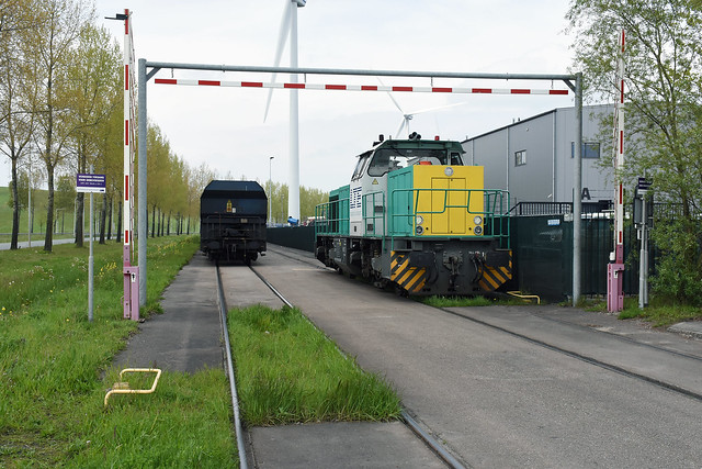 LTE G1206 633-6 at Westhaven, May 15, 2021