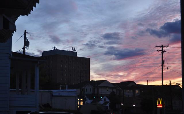 Sunset 5-12-21