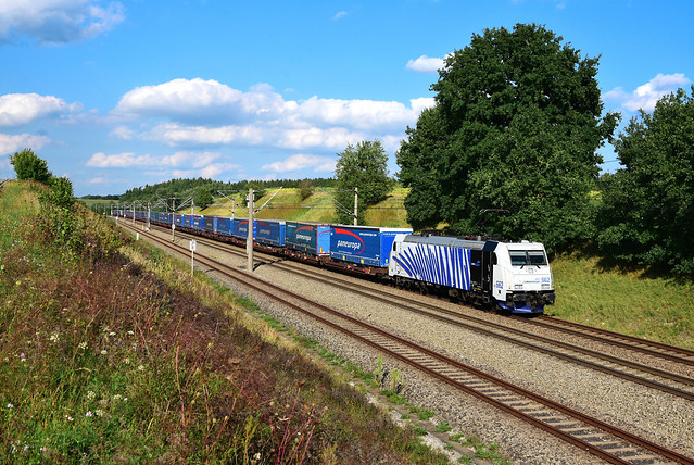 185 662-4 Lokomotion I DGS 43827 I Vierkirchen (12954)
