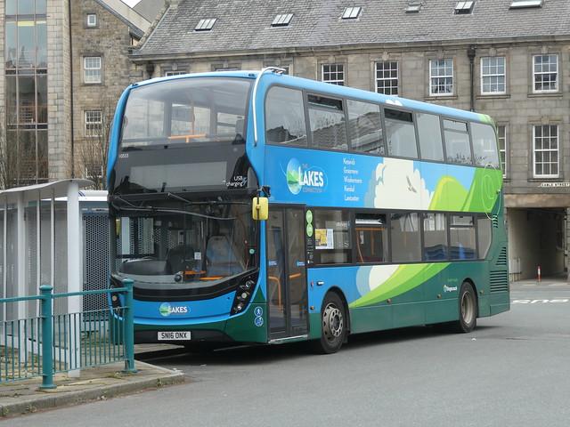 Stagecoach Cumbria & North Lancs 10555 210404 Lancaster