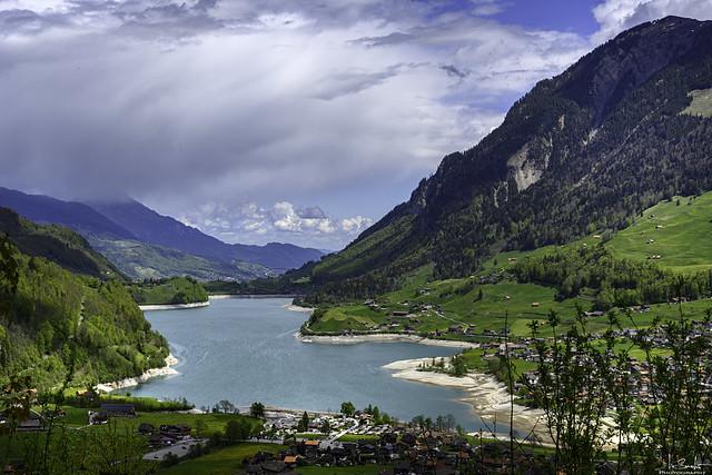 Lake Lungern - Obwalden - Switzerland