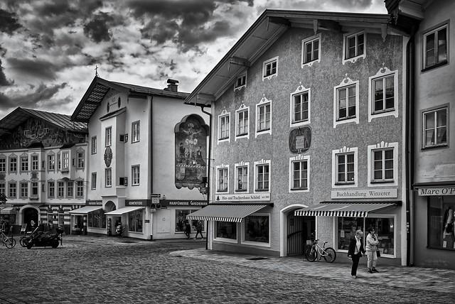 In der oberen Marktstraße