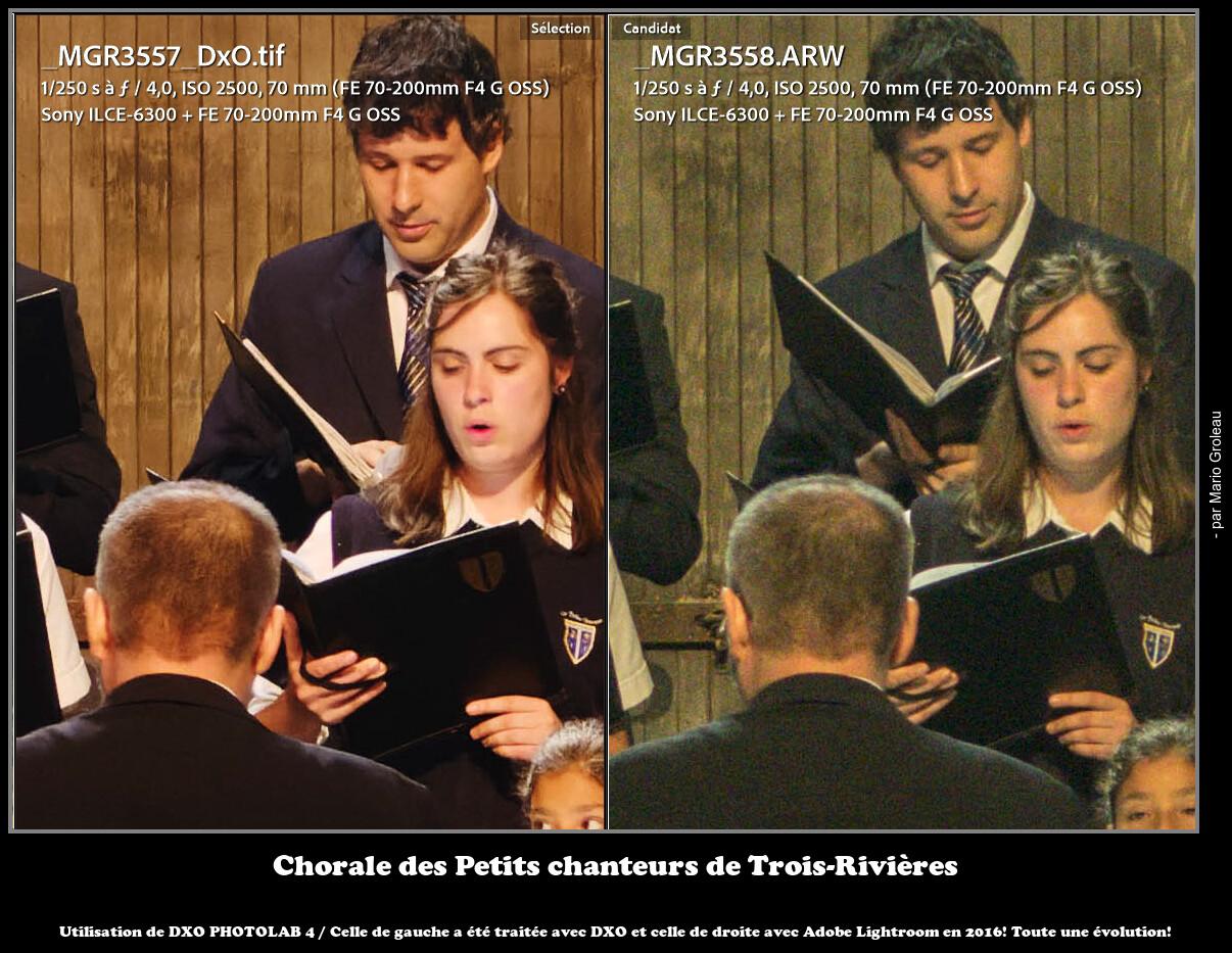 Chorale des Petits chanteurs de Trois-Rivières