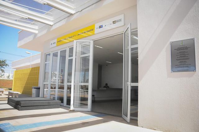 UBS 1 do Jardins Mangueiral é inaugurada 14.05.2021