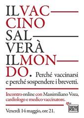 Il vaccino salverà il mondo