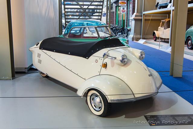 FMR 'Messerschmitt' KR201 Sport - 1964