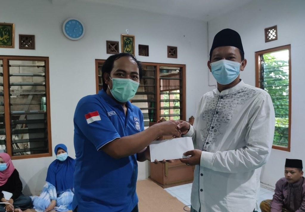 Yamaha Lexi Community Semarang (YLCS) Berbagi di Panti Asuhan