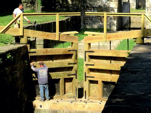 Renovation of Lock 2