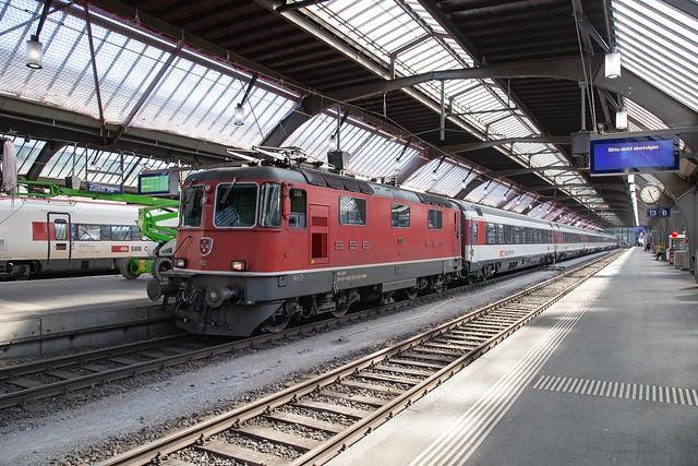 SBB Re 4/4 420 132 Zürich Hbf