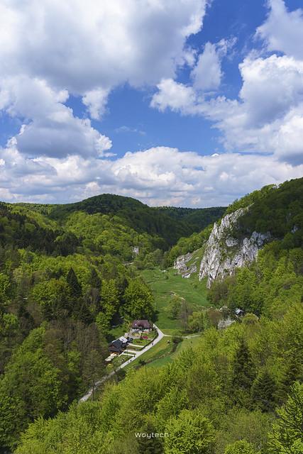 Walk in Ojcow valley
