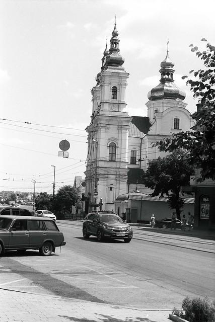 Kiev-19 helios 81 hIlford pan 100