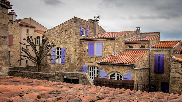 Montpeyroux en couleurs