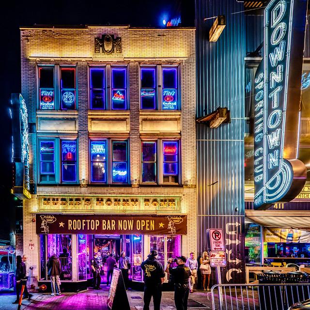 Nudies Honky Tonk Night Nashville Glow