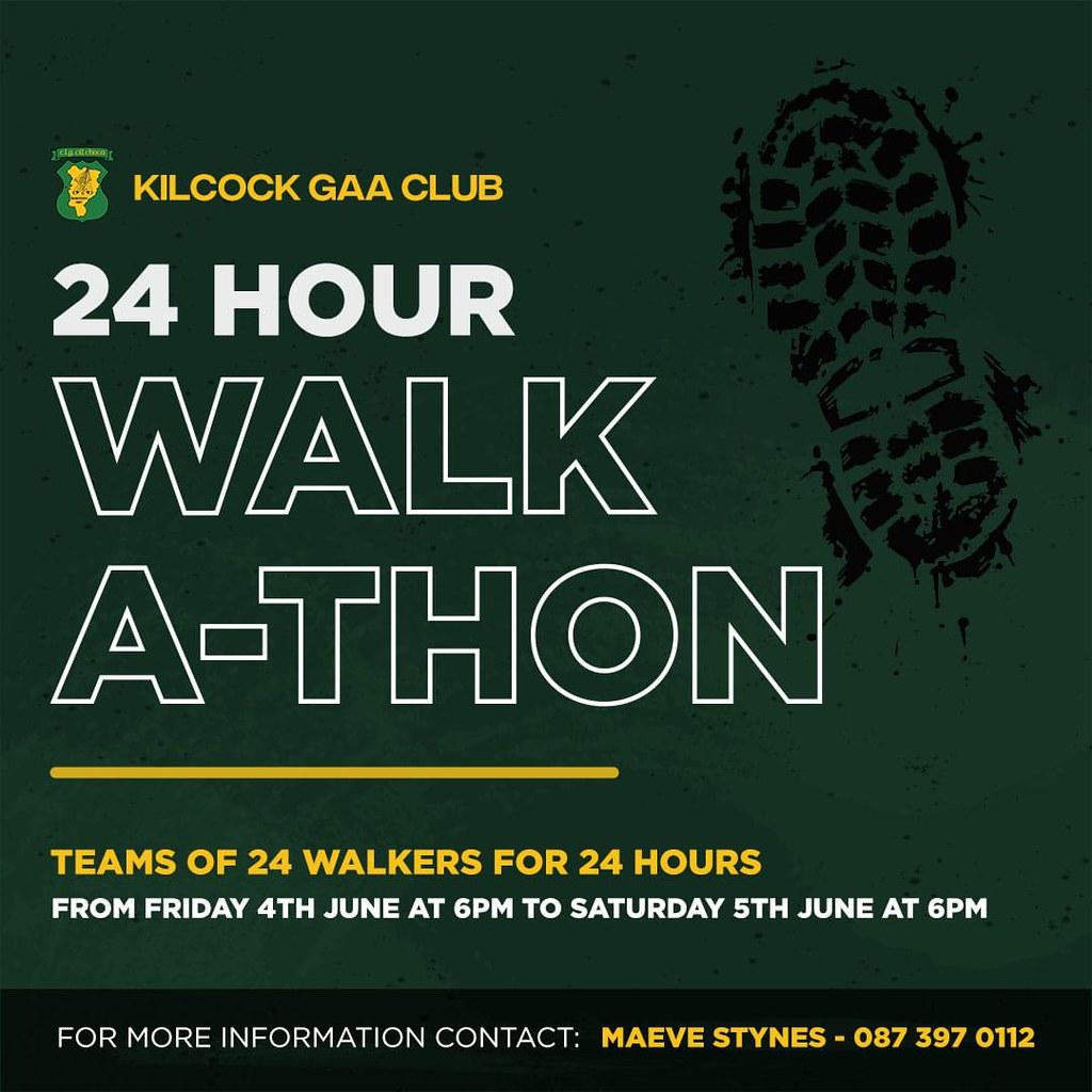 24hr Walk A-Thon