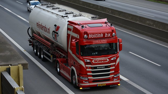 NL - Hoitink >Reijnders< Scania NG R520