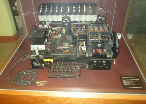 Siemens & Halske T52 Cypher Machine