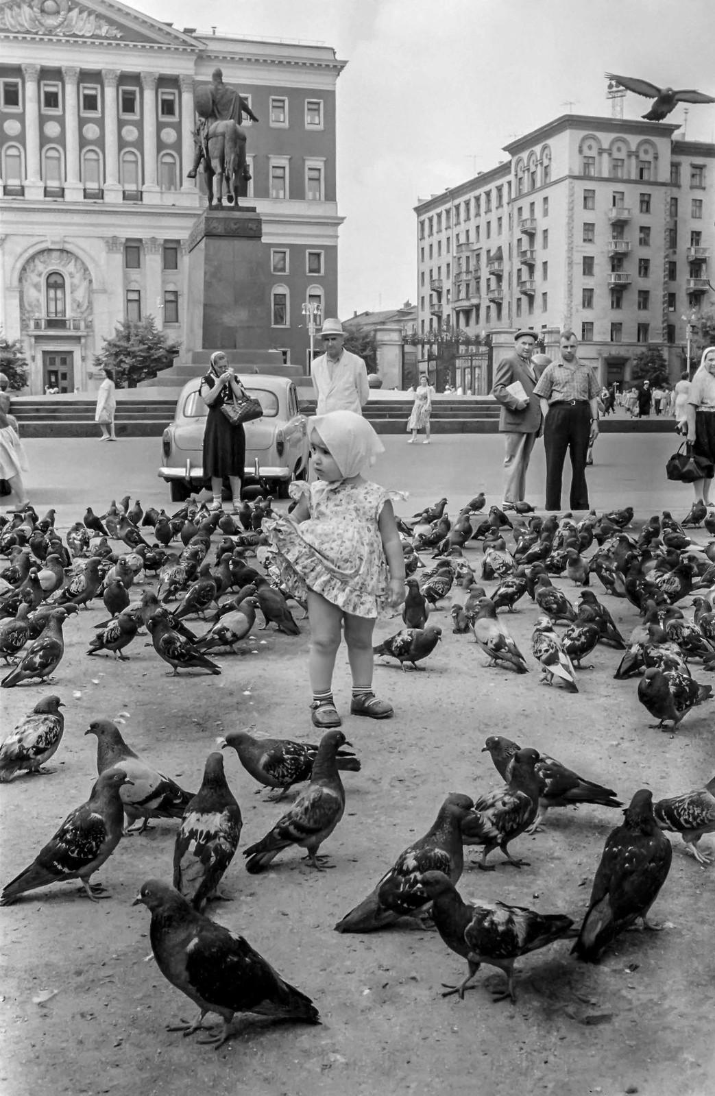 1966. Советская площадь
