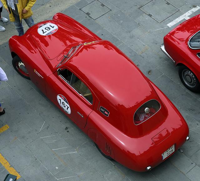 Fiat 1100 S berlinetta Gobbone (1948)