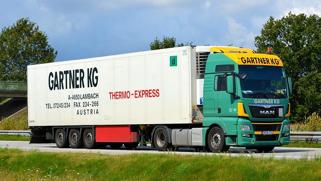 H - MAN TGX Euro 6 XXL - Gartner