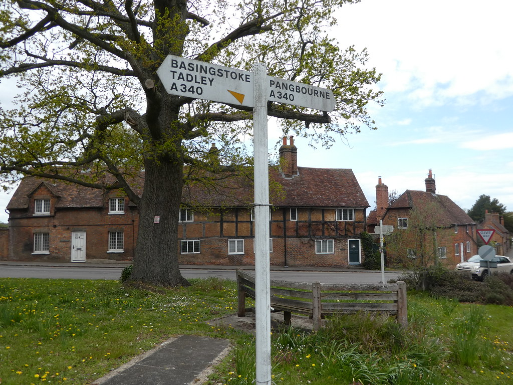 Village Green, Aldermaston
