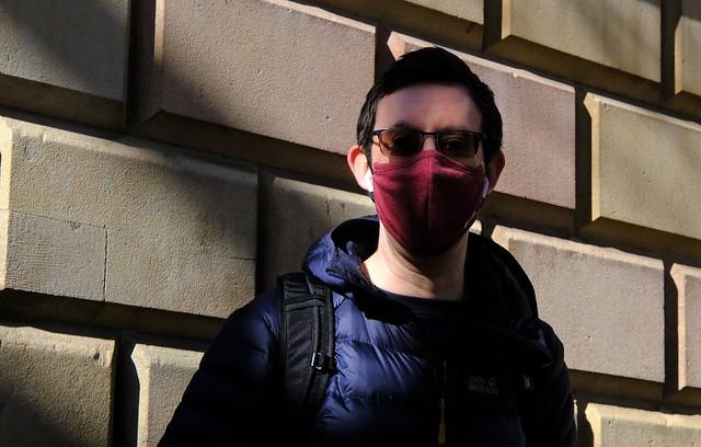 This is Chris- Suffolk Stranger Portrait No 88