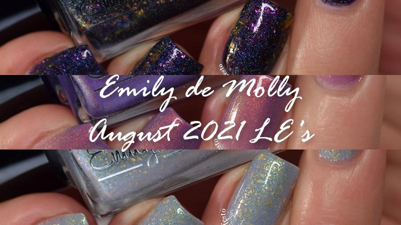 Emily De Molly August 2021 Release