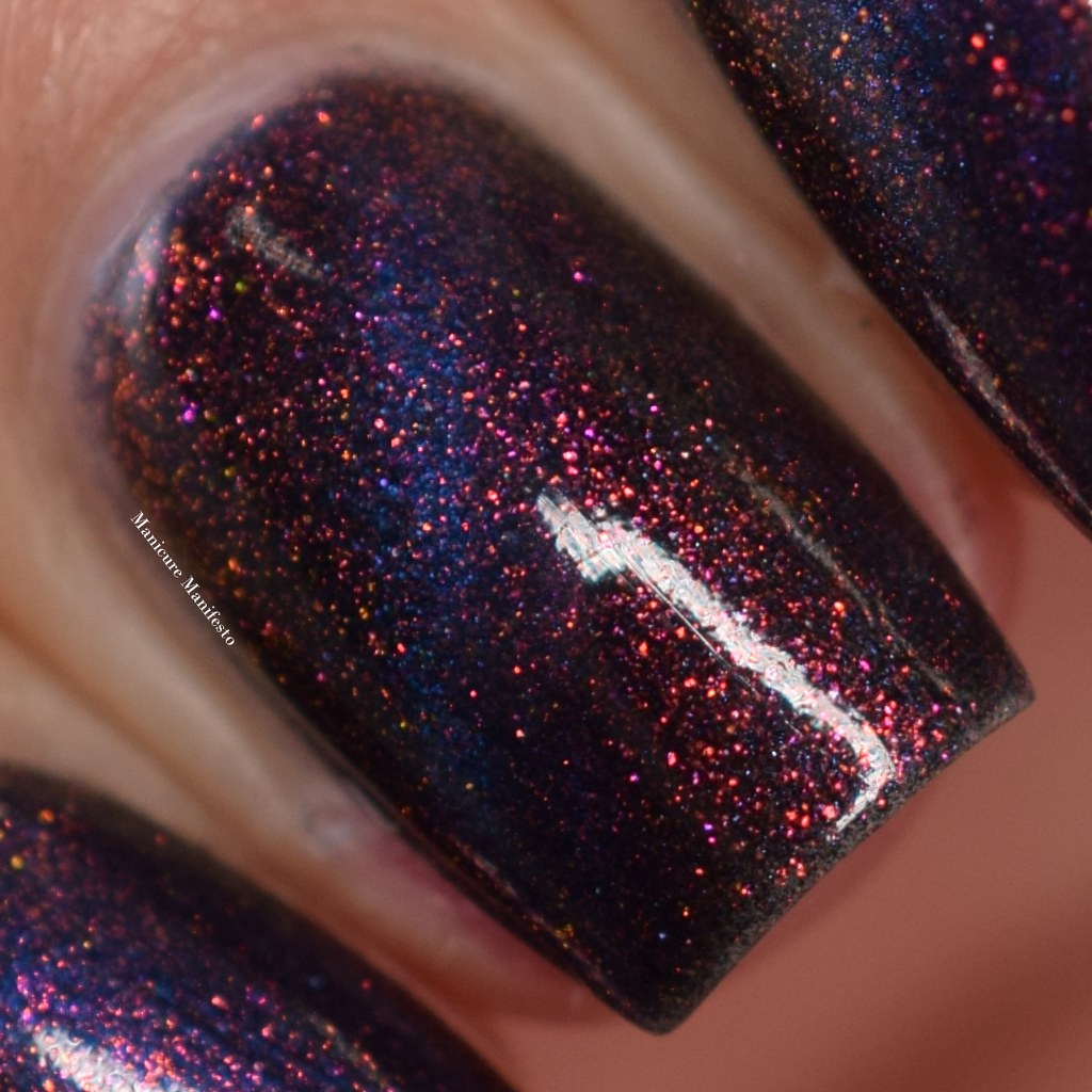 Treo Lacquer Code Breaker swatch