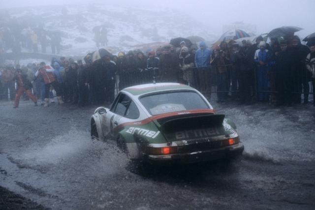 Porsche 911 SC – Montecarlo 1980