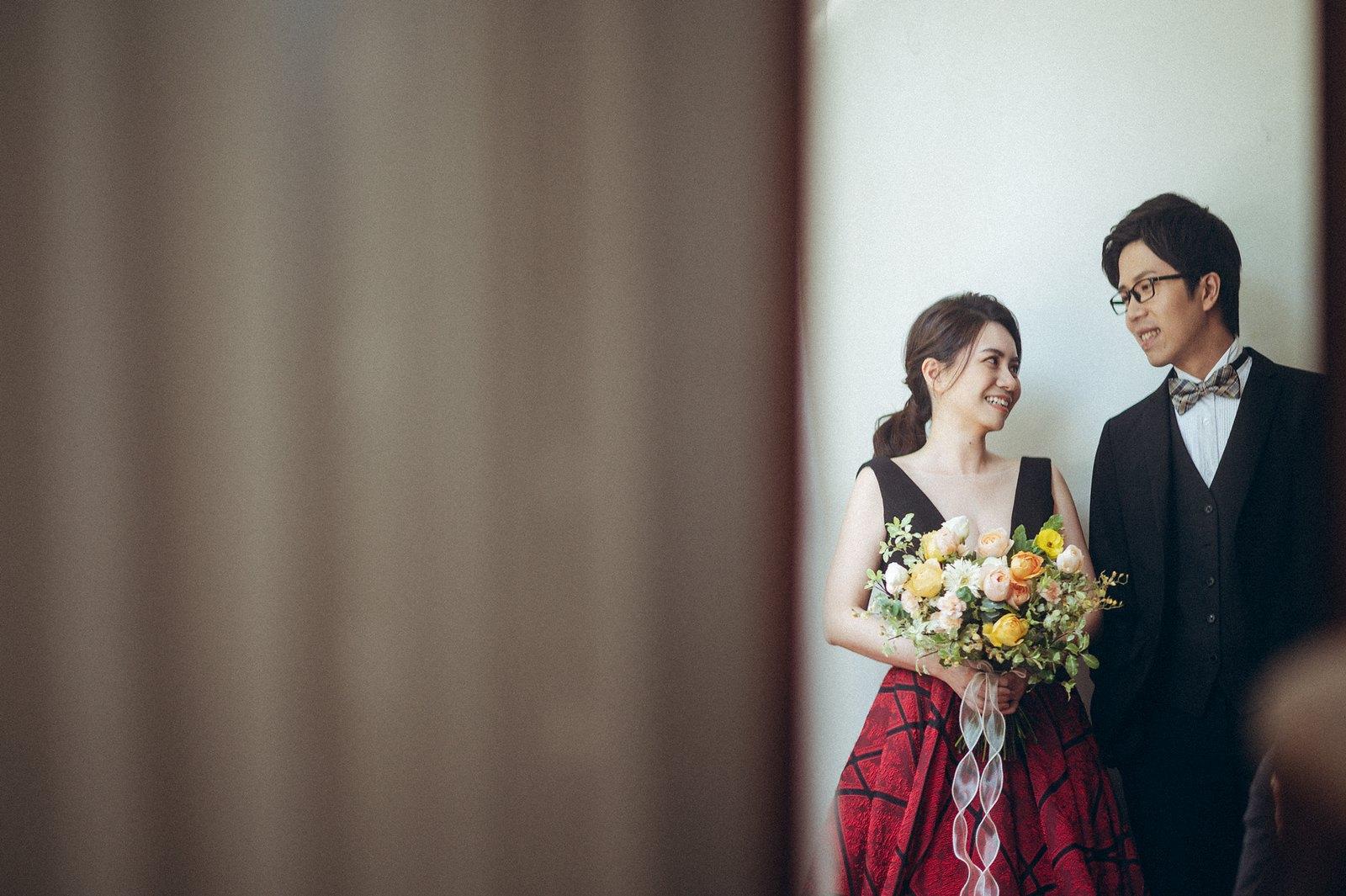 【婚紗】Cassie & JoJo / 眷村婚紗 / F&P studio