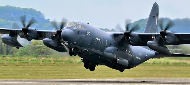 USAF Lockhead  Hercules MC-130J 35786 67th SOS 13-5786