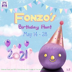 PSP Fonzo's Birthday Hunt! May 14 - 28 1L$