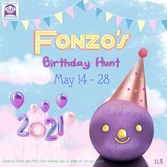 PSP Fonzo's Birthday Hunt! May 14 - 28 1L$