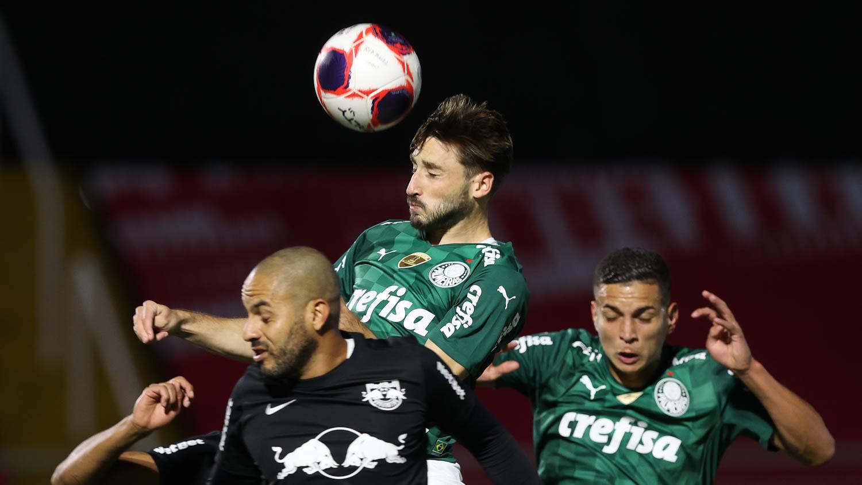 Palmeiras vence Bragantino e está na semifinal do Paulistão