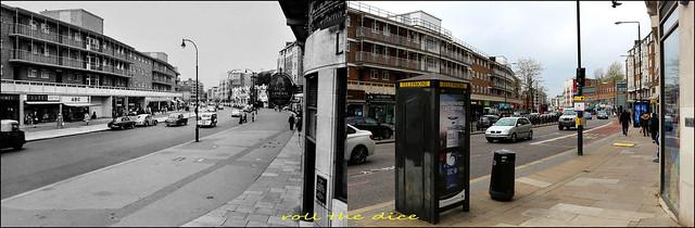 Finchley Road`1960-2021