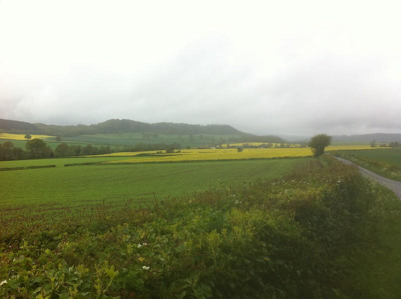 View towards Vowchurch
