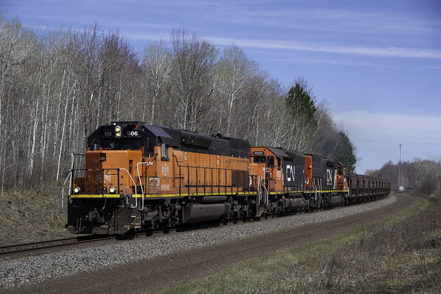 BLE 906 at Munger, MN