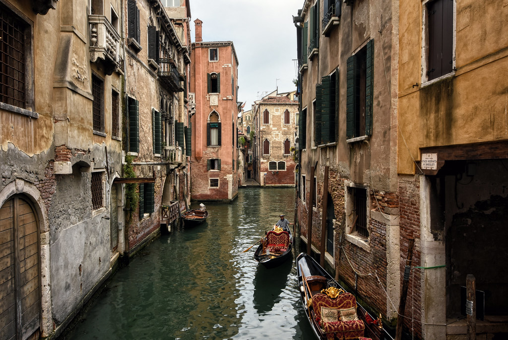 Another Venice Canal