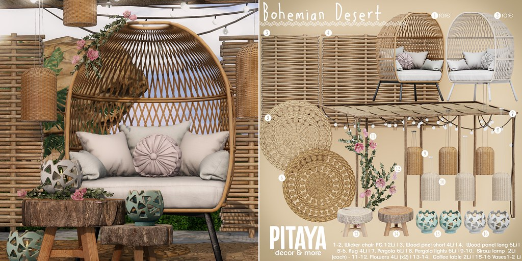 Pitaya – Bohemian Desert @ K9