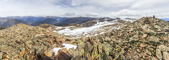 Camp de Claror 2606m., Andorra