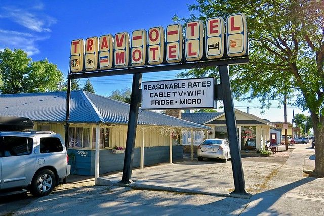 Trav-O-Tel Motel, Craig, CO