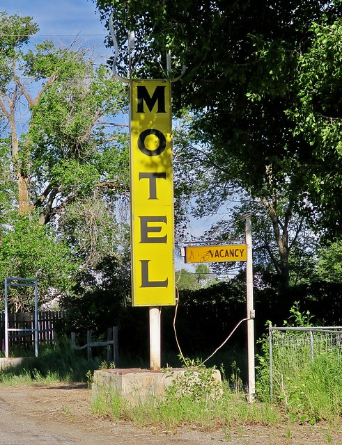 Motel, Craig, CO