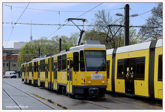 Tram Berlin - 2021-25