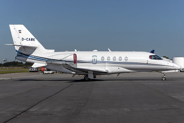 D-CAWK - Cessna 680A Citation Latitude - Aerowest GmbH - KATL - May 2021