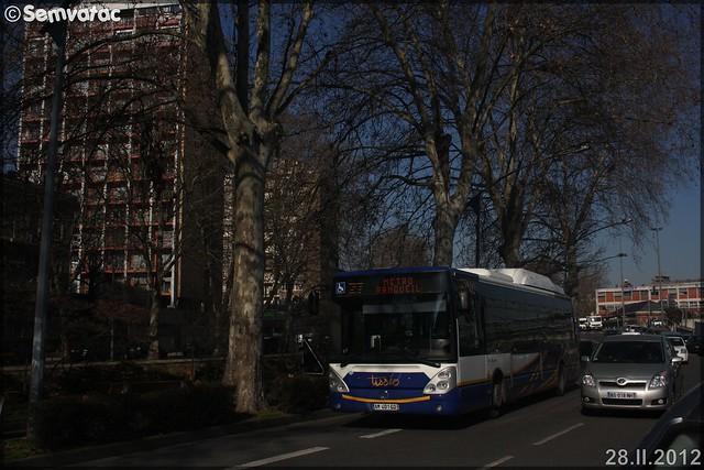 Irisbus Citélis  12 CNG – Tisséo n°1005