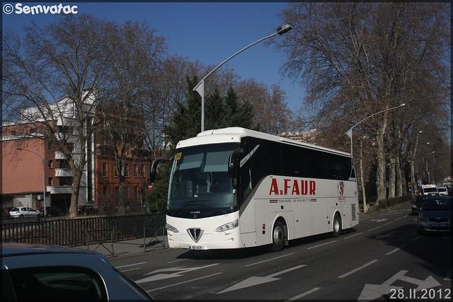 Noge / Scania Touring – A. Faur